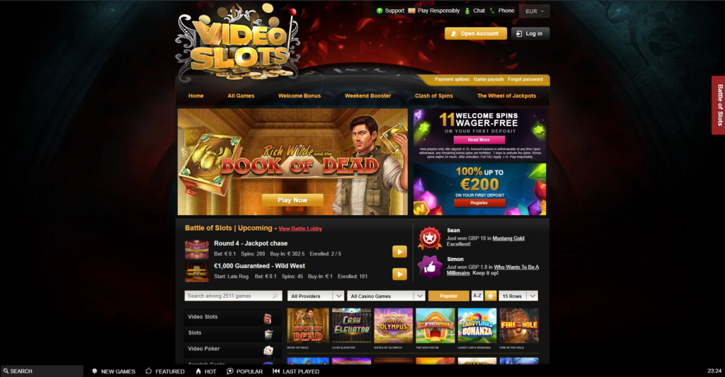 Nuove slot Our Poker 39150